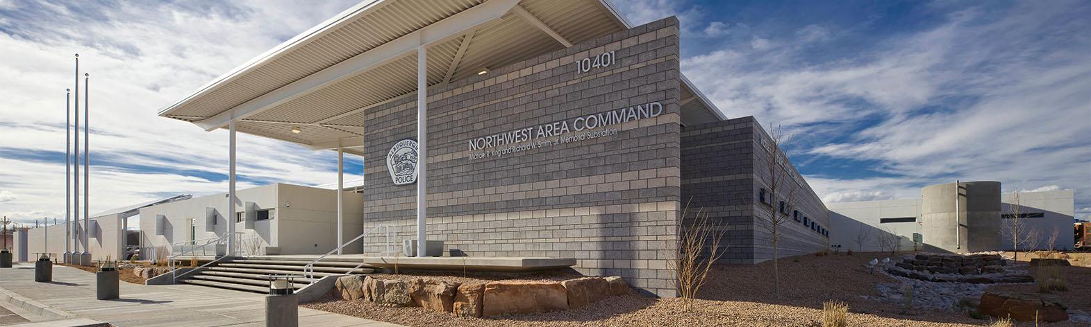 Albuquerque Police Station