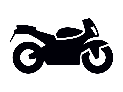 Jeremy Dory electric motorcycle icon