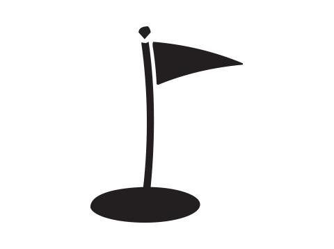 Ray Engen golf icon