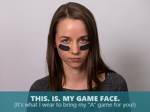 Tanya Pardo is bringing her game face