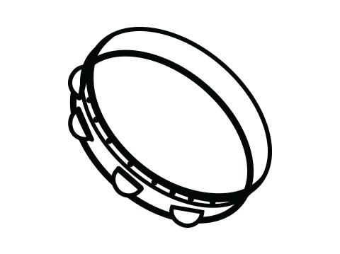 Wesley (Wes) Ploof tambourine icon