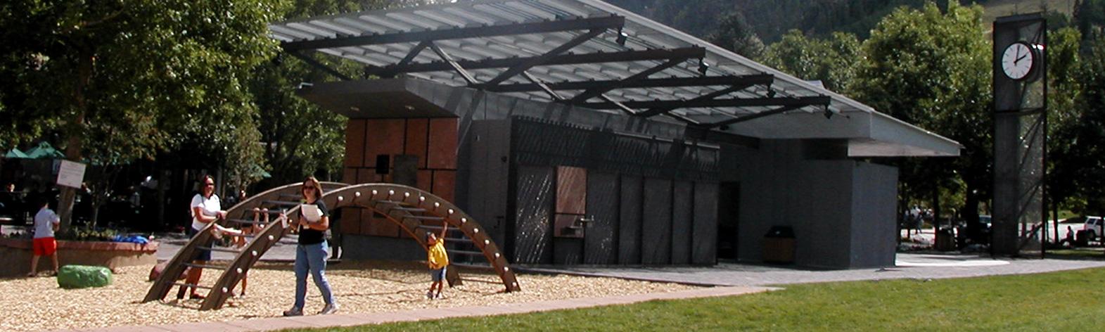 Wagner Park Edge Pavilion