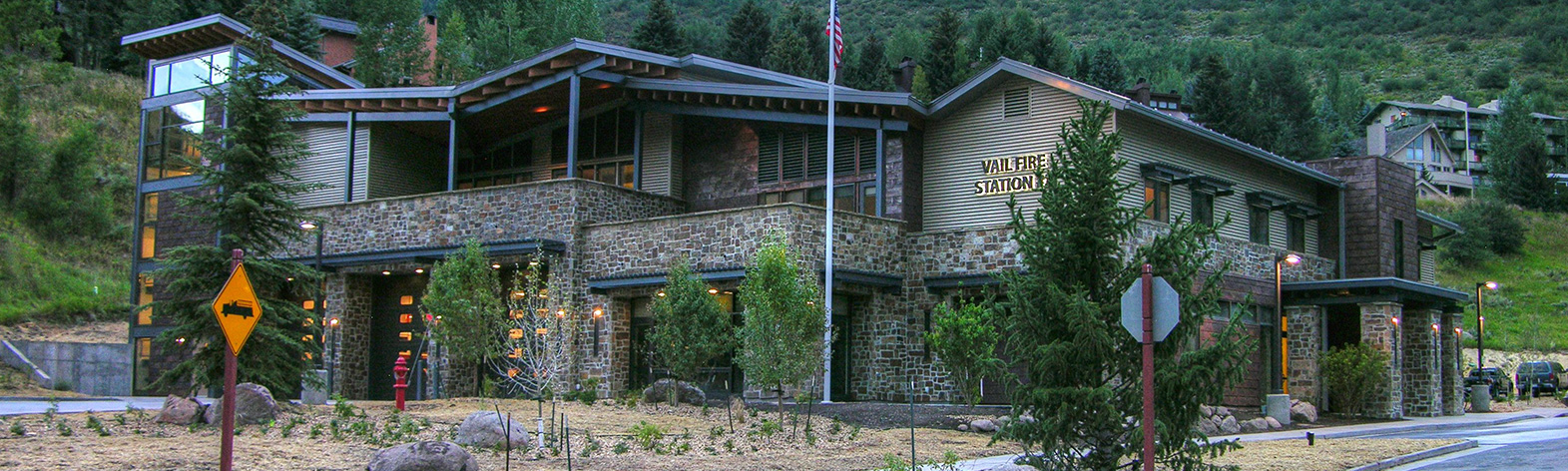 West Vail Fire Station #3