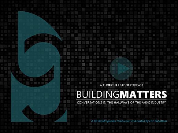 Announcing Buildingmatters Podcast