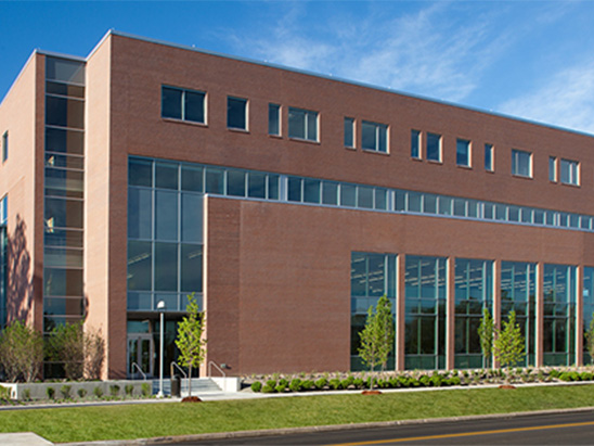 Exterior view of the UC Denver Health and Wellness Center where BG provided commissioning and LEED services