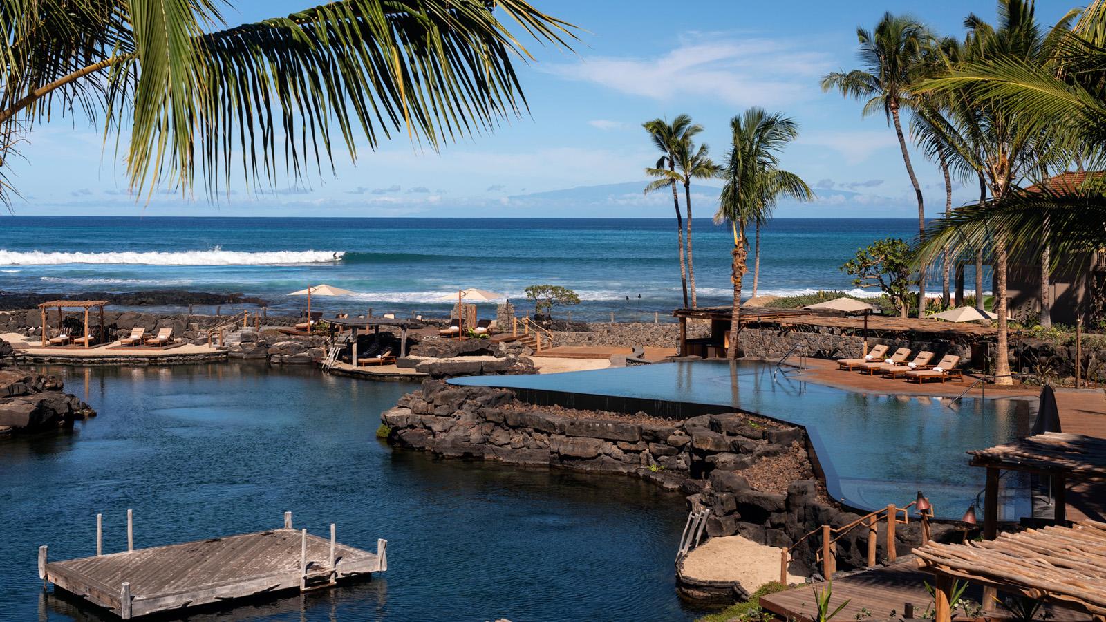 Refreshing Paradise at Four Seasons Resort Hualalai